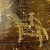 UT-NMc2017.10.7pm3.34#572- Petroglyph. Nine Mile Canyon Utah.