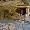 AZ-WCNM-2019.10.2#298.3. Anasazi cliff dwelling in Walnut Canyon near Flagstaff Arizona.