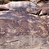 UT-NMC2017.10.7pm12.27#414- Petroglyphs. Nine mile Canyon Utah.