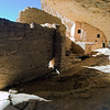 CO-MVNP2017.10.10- Long House, #418. Mesa Verde Nat. Park Colorado. Photo by Mary Lou B.