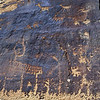 UT-NMC2017.10.7am11.55#407- Petroglyphs. Nine Mile Canyon Utah.