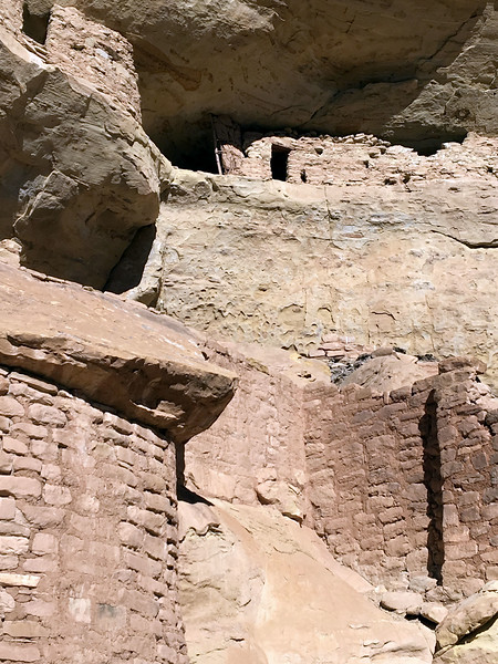 CO-MVNP2017.10.10- Long House, #409. Mesa Verde Nat. Park Colorado. Photo by Mary Lou B.