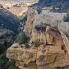 CO-MVNP2017.10.9-Unknown Cliff Dwelling. #742. Mesa Verde Nat. Park Colorado.