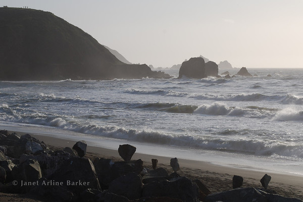 Pacifica-Rockaway Beach-Balancing Rocks