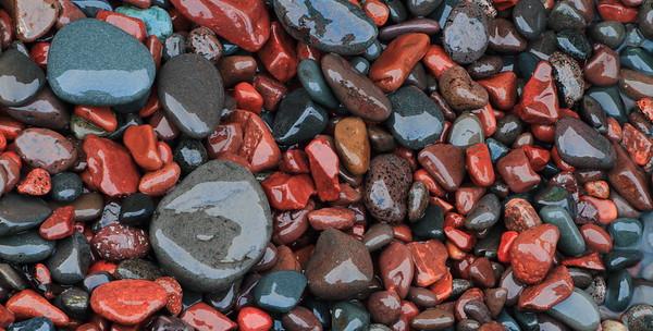 Wet rocks- Lake Superior