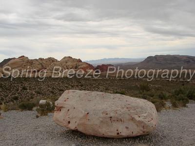 Red Rock Canyon Las Vegas August 2008