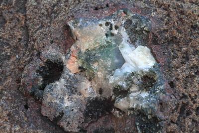 Multi Colored Quartz deposit- Lake Superior