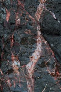 Quartz vein in Granite- Lake Superior