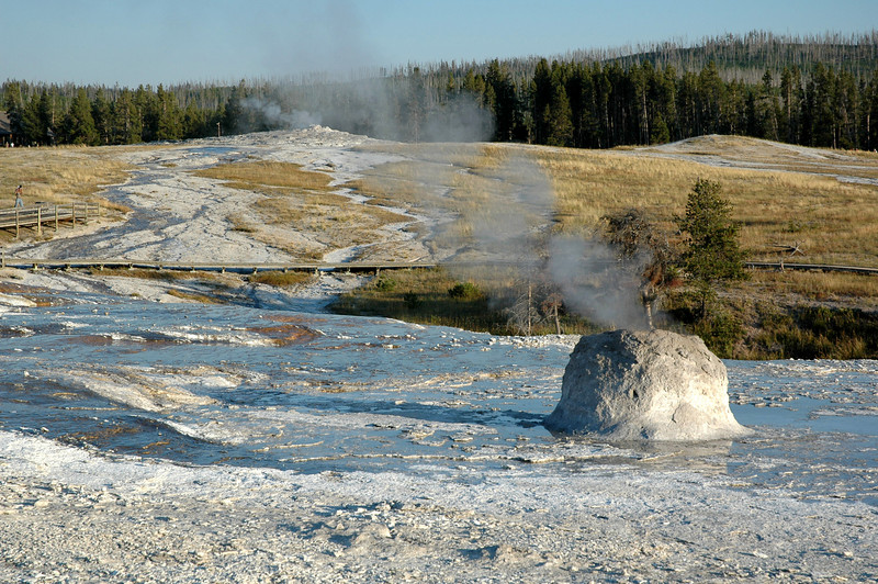 Beehive Geyser, Upper Geyser Basin, Yellowstone NP