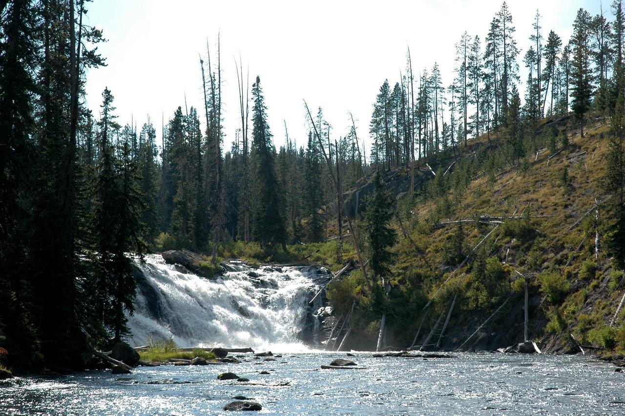 Lewis Falls, Yellowstone NP