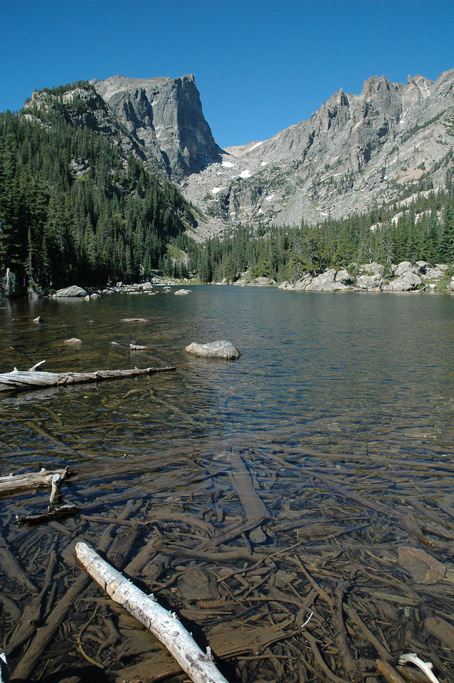 Dream Lake, Rocky Mountain NP, Colorado