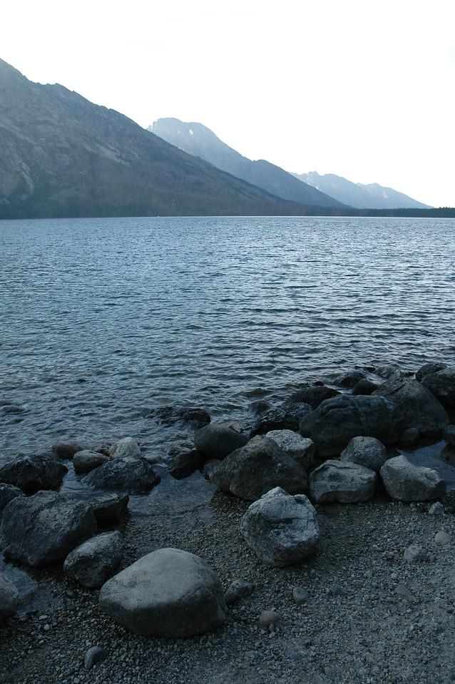 Jenny Lake, Grand Teton NP, Wyoming