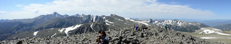 Hallett Peak, 12713 ft