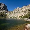Wide angle, Emerald Lake