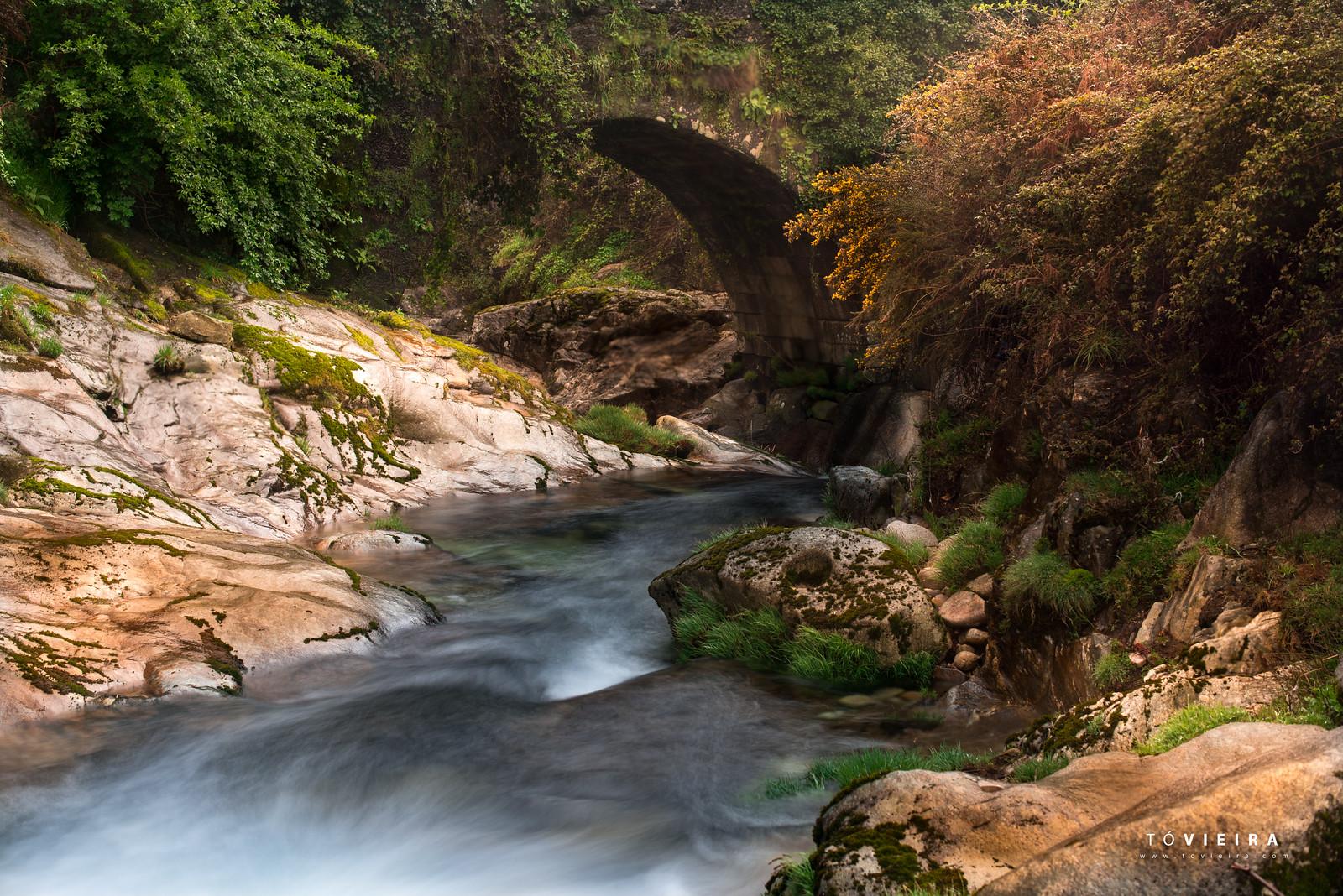 Ponte Romana de Manhouce