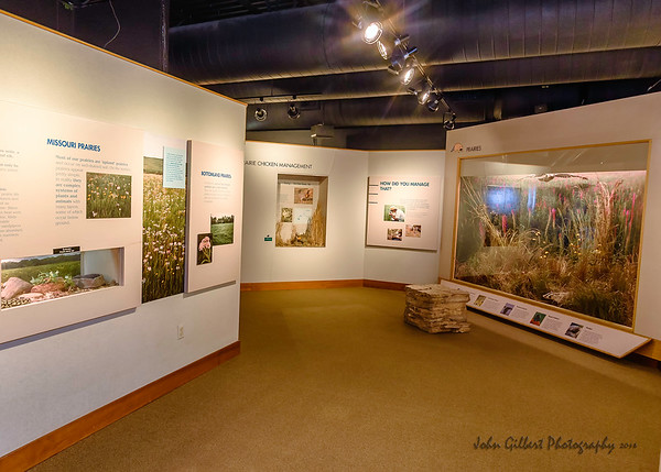 Missouri Prairies Exhibit