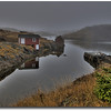 """Fog Bound"" Salt Harbour, Herring Neck"