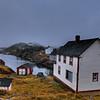 """Still Hangin' On""  Herring Neck, Newfoundland"