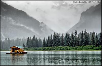"""""""SHAKES SLOUGH 3"""",Alaska,USA."""