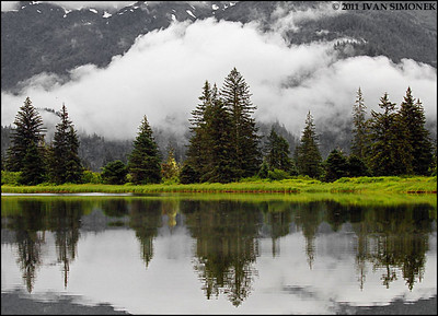 """""""DO NOT DISTURB"""",Stikine river tributary,Alaska,USA."""