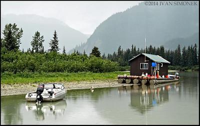 """""""SHAKES SLOUGH 4"""",Alaska,USA."""