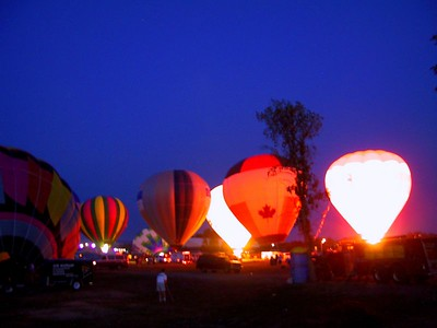 BALLOON FIESTA IN SUSSEX NB