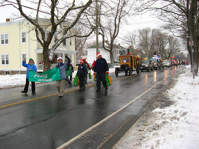 SANTA'S XMAS PARADE - Manawagonish Rd - Sobeys on Catherwood