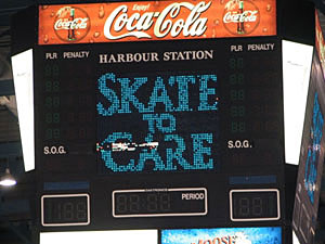 SKATE TO CARE FEB 12 2005