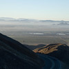<h3>The view from a hill in Lamb Canyon, looking south toward Hemet.
