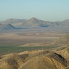 <h3>Looking west from Lamb Canyon to to the San Jacinto Wildlife Area.