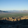 <h3>Southwest from Lamb Canyon.