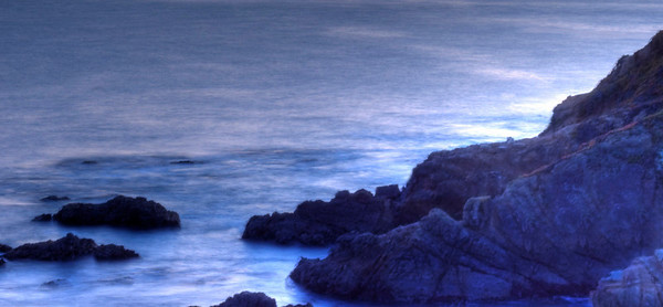 Pescadero Rocks