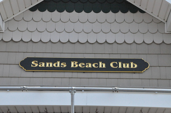 Sands - 1 week after the Nor'easter