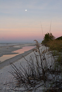 Sanibel Moonrise
