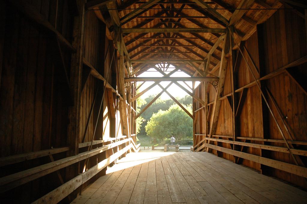Barn in Felton, outside of Santa Cruz.