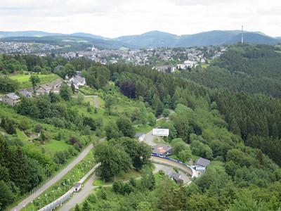 Winterberg Panorama Erlebnis Brücke