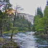 Merced River Lat afternoon