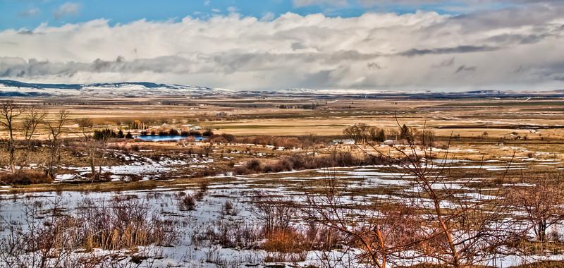 Camas Prairie, White Bird Hill, Grangeville Idaho