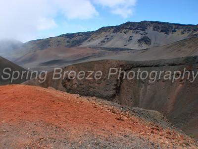 Haleakala national park Maui July 2010