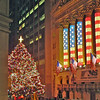 New York Stock Exchange @ Christmas
