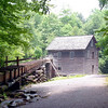 Mingus Mill - Great Smoky Mountains National Park, Cherokee, NC