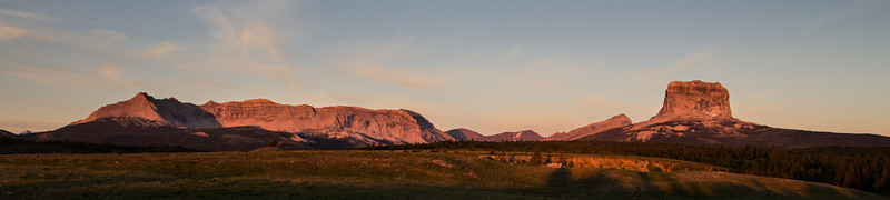 Chief Mountain, Glacier National Park