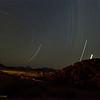<em><b></b><center> Star trails over The NamibRand Nature Reserve</center></em>