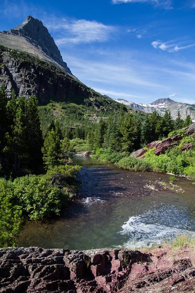 Swiftcurrent Trail, Glacier National Park