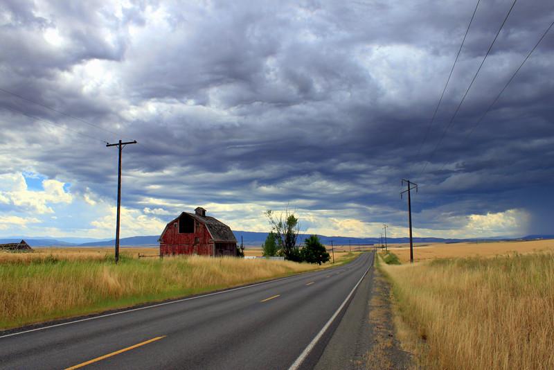 Idaho Camas Prairie