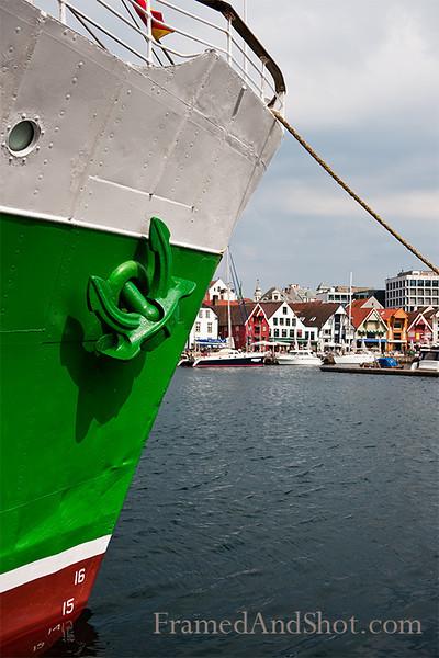 <strong><center> Stavanger Harbor