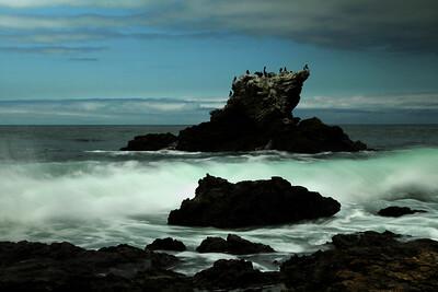 Pelican Rock, Newport Beach (Ca.)
