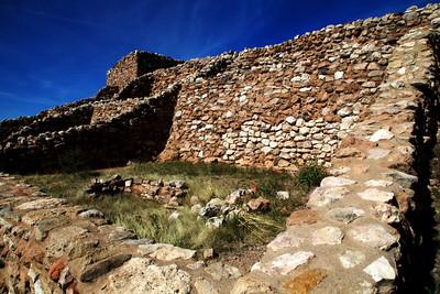 Tuzigoot National Monument (1125 to 1400 AD)