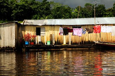 Life On The Amazon