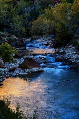 Canyon Morning